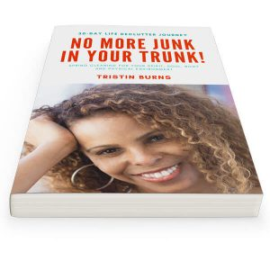 No More Junk In Your Trunk